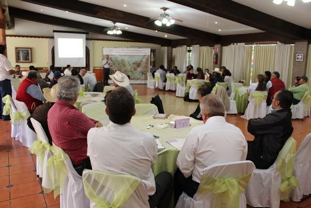 Foro Regional de Participacion CONOSIL en Michoacan